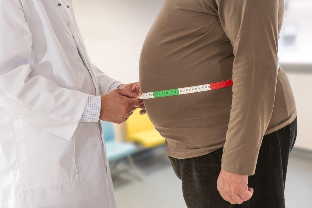 Übergewicht erhöht das Krebsrisiko