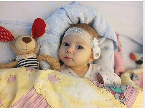 Erst vier Monate alt: Eltern suchen Stammzellspender für die kleine Leevke