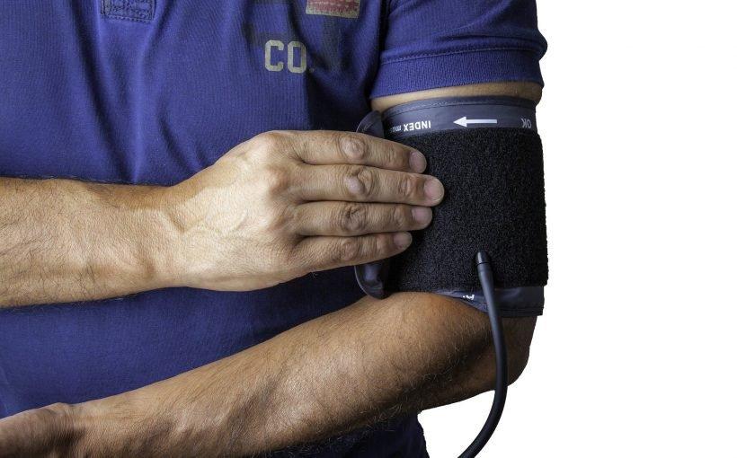 Schlaganfall-überlebenden glauben scheinen, Blutdruck zu verringern