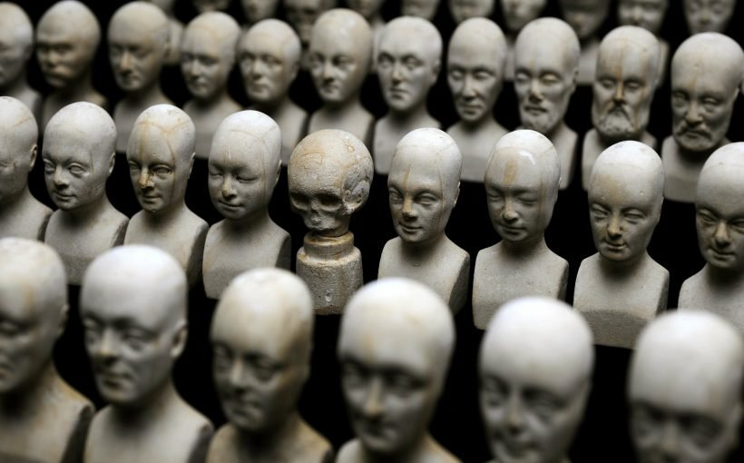 Wissenschaftler Gene mit großen Effekten auf Kopf und Gehirn Größe