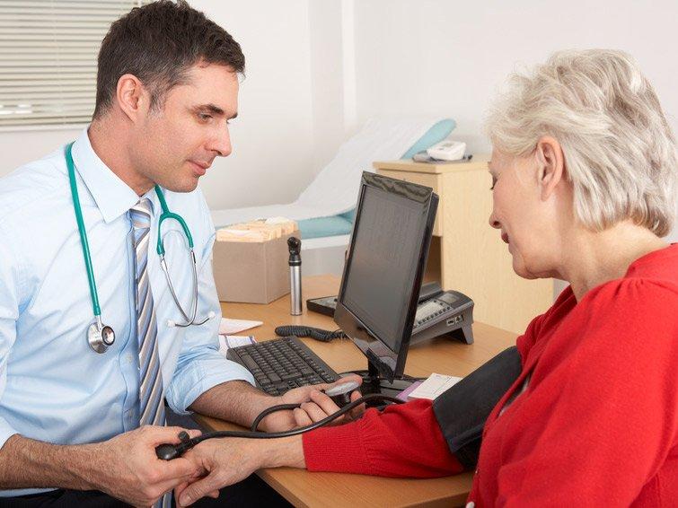Schadet hoher Blutdruck dem Gehirn?