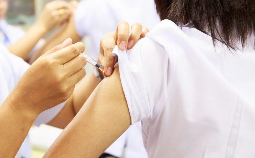 Tot-Impfstoffe häufig mit giftigen Chemikalien hergestellt