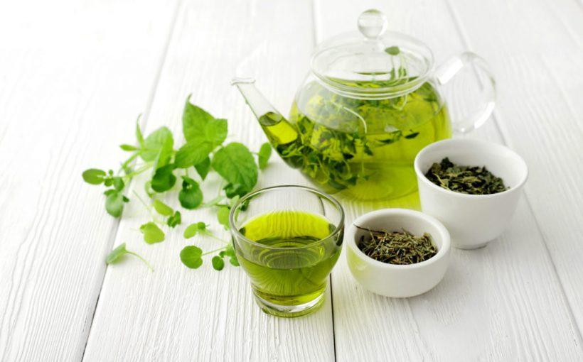 Aktuelle Studie: Wieso ist Grüner Tee mit stillem Mineralwasser aufgebrüht gesünder?