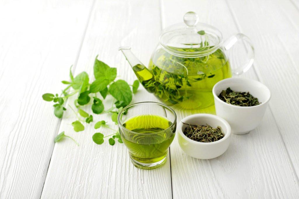 Neue Studie: Ist Grüner Tee mit stillem Mineralwasser aufgebrüht gesünder?