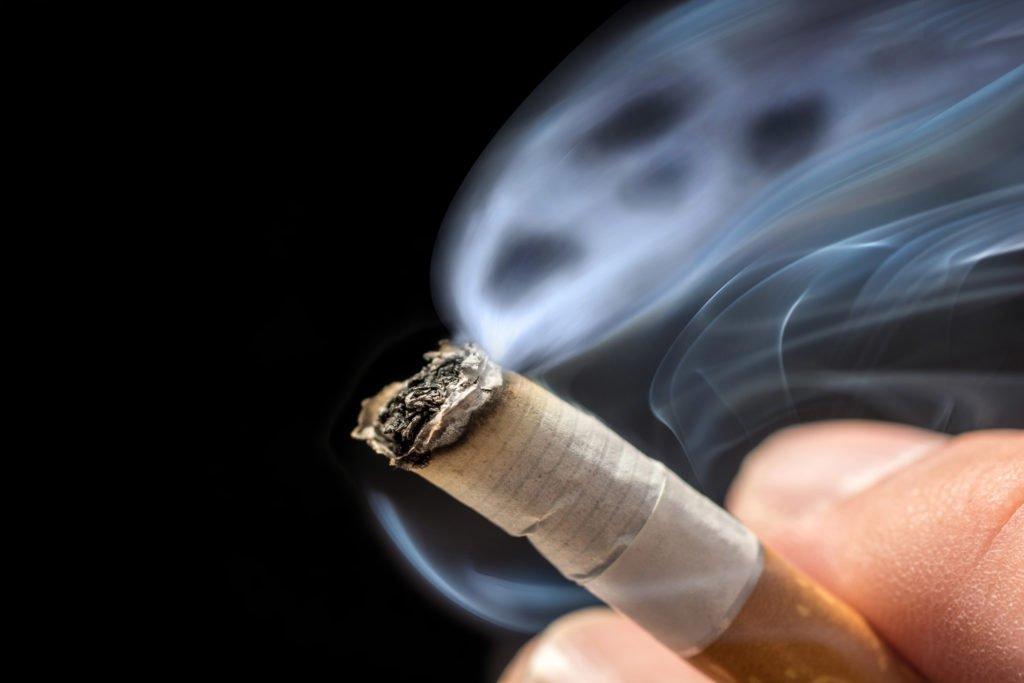Rauchen hat massive negative Auswirkungen auf das biologische Alter