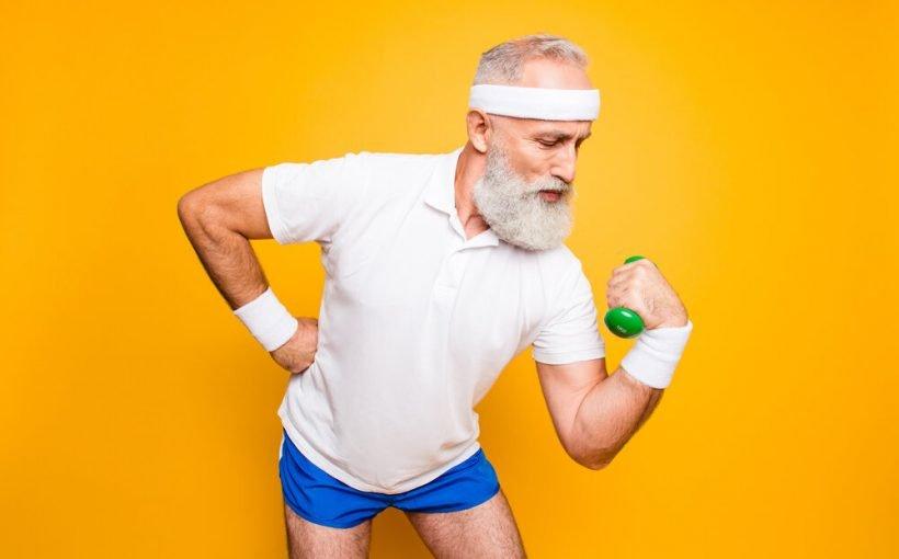 Fitness-Pause nicht bedeuten, dass Sie Muskelmasse verlieren