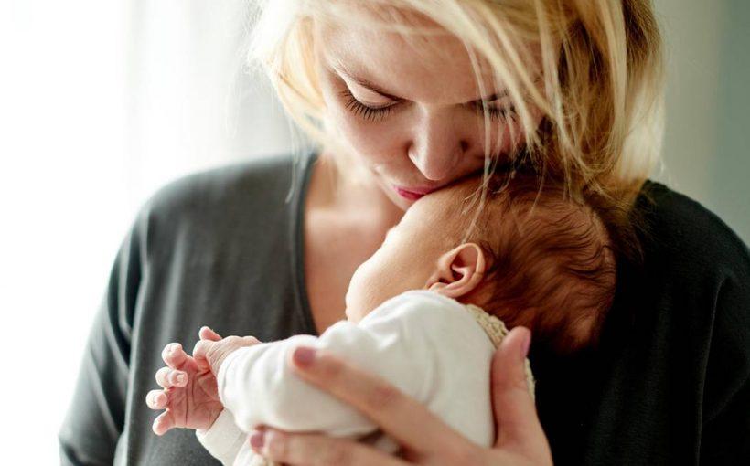 Wegen eines Kusses wäre die kleine Kaylah (1) fast gestorben