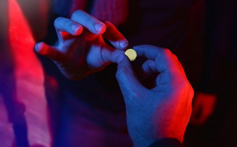 Neue Droge MDPV oder 'monkey dust', die in Australien gefunden. Was ist das und was sind die Schäden?