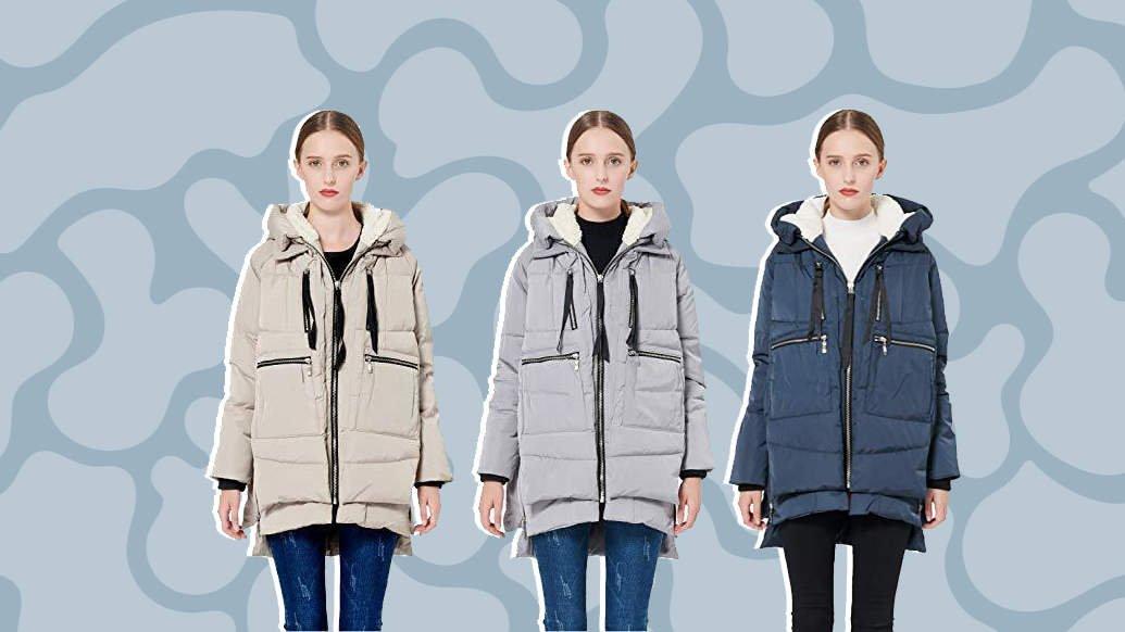 Die Viral-Amazon Mantel, Sparen Sie von der Polar Vortex