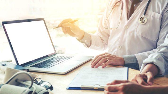 Unsichere laptops immer noch eine große Bedrohung für die Sicherheit für das Gesundheitswesen