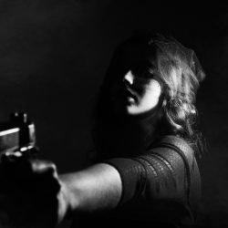 Firearm homicide-rate höher in US-Landkreise mit größerer Einkommensungleichheit