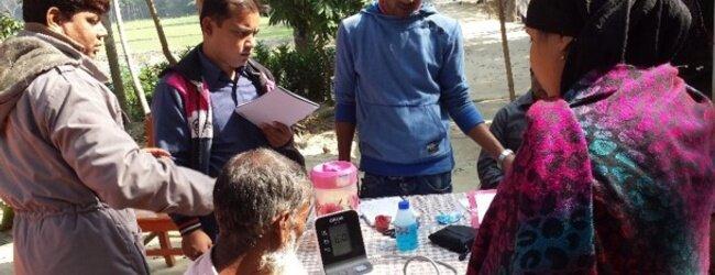 Neue Studie wirft ein Licht auf die community-basierten Ansatz zur diabetes-Prävention in Bangladesch