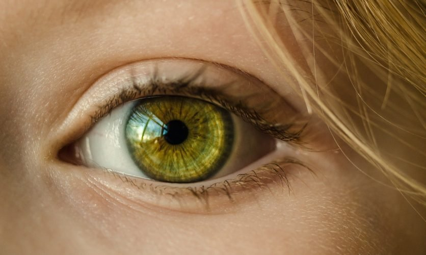 Klebstoff-gel-Anleihen um Auge, Oberfläche, reparieren könnte Verletzungen ohne Operation