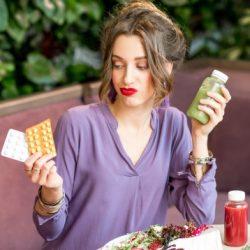 Brauchen Veganer oder Vegetarier Nahrungsergänzungsmittel?