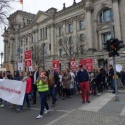 Das sind die Reaktionen auf den Apotheker-Protestmarsch