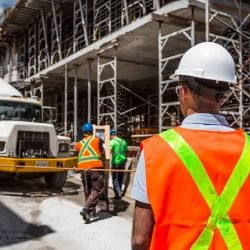 Australian tradies ausgesetzt, um überschüssige Lärmpegel am Arbeitsplatz, Studie findet