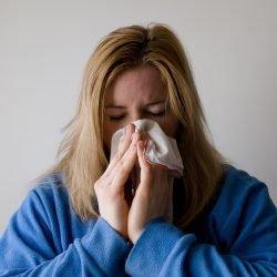 Werdende Mütter können verhindern, dass das fetale Gehirn Probleme verursacht durch die Grippe, Studie findet
