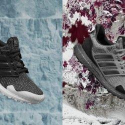 Adidas Soeben Game of Thrones-Inspirierte Turnschuhe—und Sie Verkaufen Sich Wie Verrückt