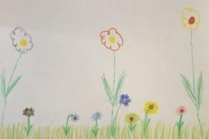 Blumenbilder für Bienen