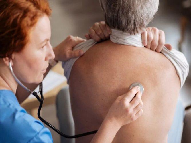 AEDs gebunden zu höheren Pneumonie-Risiko bei Alzheimer-Patienten