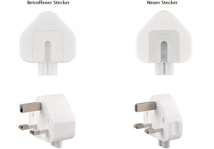 Stromschlag droht: Großer Rückruf für diese Apple-Netzteilstecker