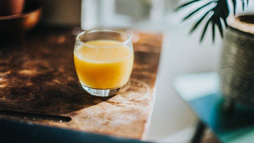 Ein Womans 3-Wochen-Juice-Cleanse-Möglicherweise Verursacht Irreversible Hirnschäden