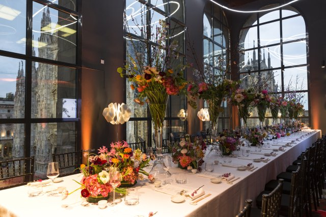 Decorté und Marcel Wanders zu Feiern Partnerschaft in Mailand