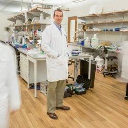 Migräne-linked protein Exponate Geschlechts-spezifische Schmerz-Effekte