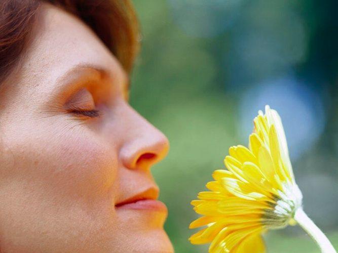 Schlechter Geruchssinn gebunden zu erhöhten Langzeit-Mortalität bei den Senioren