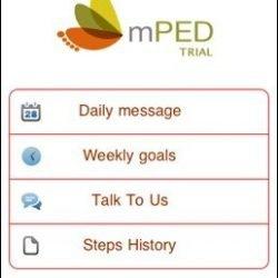Handy-app zur Steigerung der körperlichen Aktivität bei Frauen zeigt Versprechen in Test