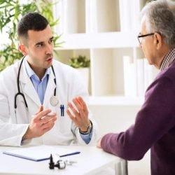 Risikofaktoren ID würde für Vorhofflimmern mit Typ-1-diabetes