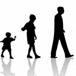 Wer als Kind schon anfällig war, wird auch später leichter krank