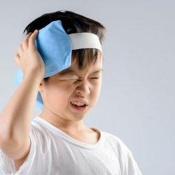 Versteckte Epidemie? Kindheit Gehirnerschütterung führen kann, um langfristige kognitive und Verhaltens-Probleme
