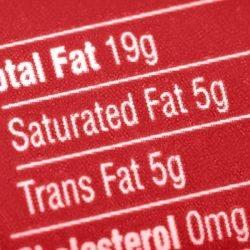Wie viel Fett brauchen Sie wirklich?