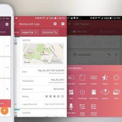 Schaffung einer neuen Art von food-tracking-app