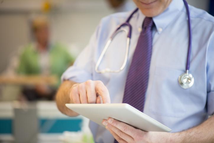 Digitalisierung von NHS-Patientendaten könnte der Schlüssel zu einer revolution im Gesundheitswesen