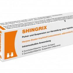 Shingrix ab Ende August wieder lieferbar