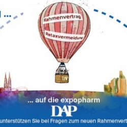 Das DAP auf der Expopharm 2019