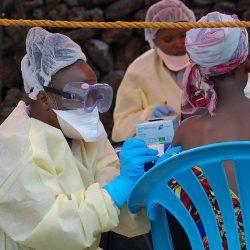 Zwei Ebola-Drogen erhöhen die überlebensraten: die Gesundheit der Beamten