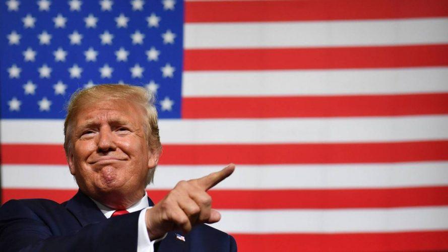 Wer ist hier eigentlich crazy, Mr. President?