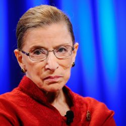 Ruth Bader Ginsburg Wurde Gerade Behandelt für Eine Maligne Tumor auf Ihre Bauchspeicheldrüse, Sagt Supreme Court