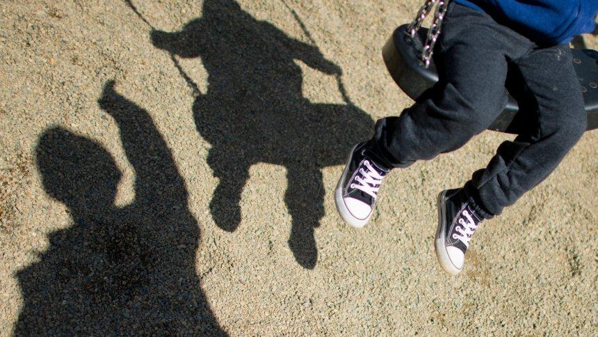 Kinder machen glücklich - wenn sie ausziehen