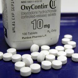 Oxycodon bereits maker Purdue verpflichtet, Daten aus der Forschung