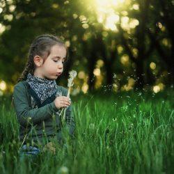 Die Kinder nicht, wie in der Natur so viel wie Erwachsene—aber die Vorlieben ändern sich mit dem Alter