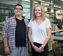 Winzige Zellen im Blut könnte Schutz gegen zerebrale Lähmung