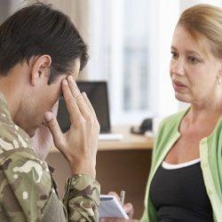 US-Air-Force-Aufträge, Tag der Ausbildung, um den Fokus auf Selbstmord-Epidemie