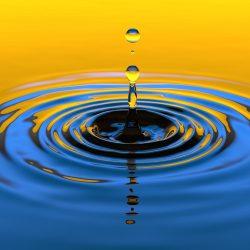 Quell-Wasser-Taste, um bakterielle Wasser-Sicherheit in der abgelegenen nördlichen Australien