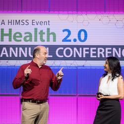 Bei Health 2.0, neue Technologien, neue Ideen, die Erstürmung der Zinnen