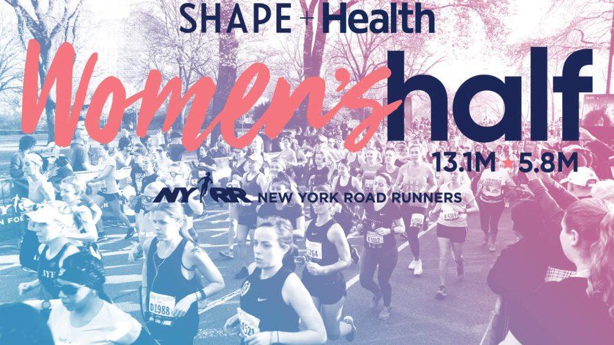 Gesundheit und Form Sind die Gastgeber einer Womens Halbmarathon! Hier ist, Wie zu Registrieren
