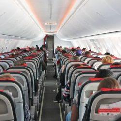 American Airlines Passagiere, die ausgesetzt wurden, um hepatitis A